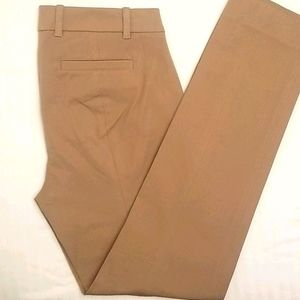 NWT J.Crew womens pants size 4R